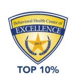 Behavioral Health Center of Excellence 2017 Top 10%